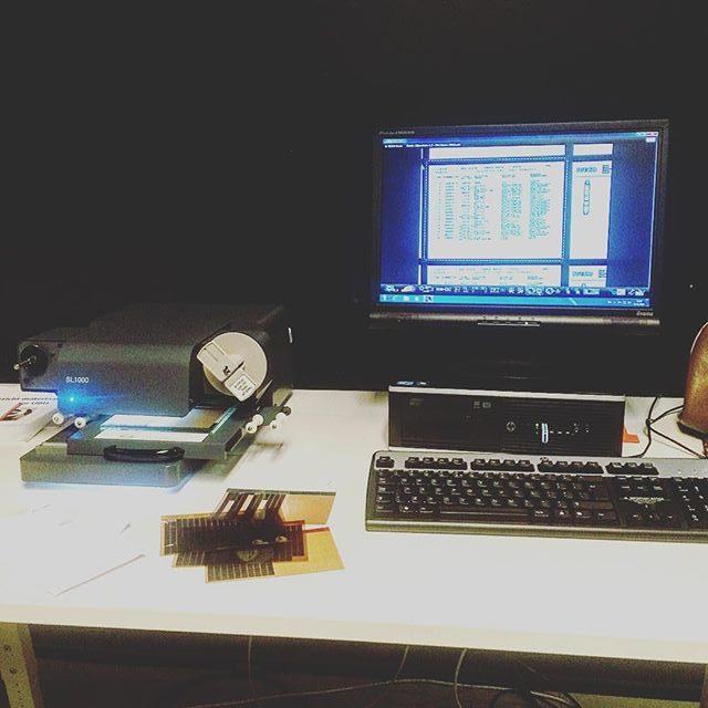 Microfiches scannen